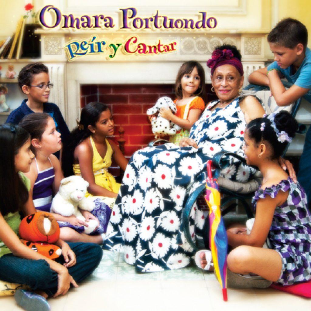 REIR Y CANTAR -  OMARA PORTUONDO